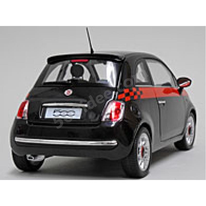 Fiat Nuova 500 Sport 1:18